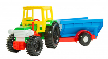 Tractor cu Remorca Tigres-38 cm