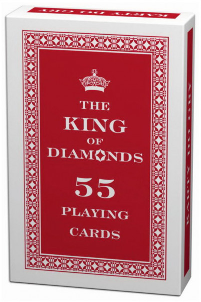 Carti De Joc 55 The King Of Diamonds