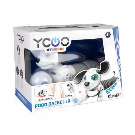 ROBOT ELECTRONIC CATEL DACKEL JUNIOR