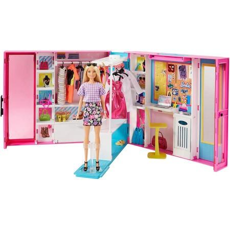 Set de joaca Barbie Garderoba