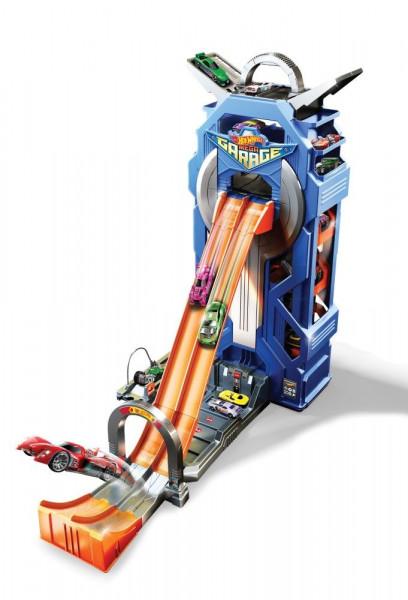 Hot Wheels - Set de joaca Mega garaj