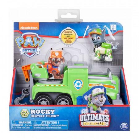 Rocky-ultimate rescue
