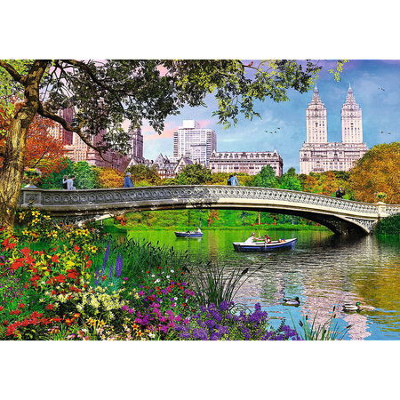 PUZZLE TREFL 1000 CENTRAL PARK NEW YORK