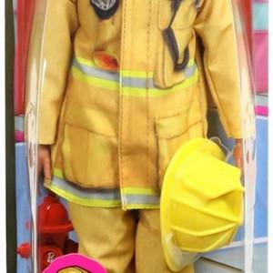 Barbie Careers dolls: Ken pompier