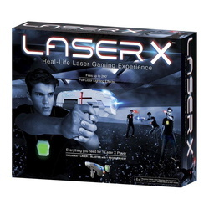 Blaster Laser X-Single
