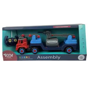 Camion cu Telecomanda,demontabil,multicolor,47cm