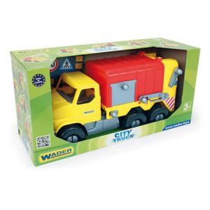 Camion Gigant Wader,Masina de Gunoi,49cm