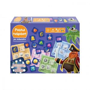 Joc educativ Noriel - Piratul Hraparet
