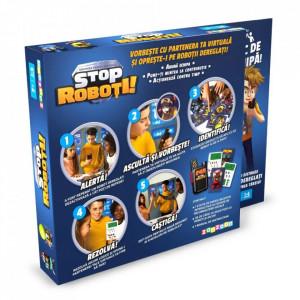 Joc interactiv Noriel, Stop Roboti!