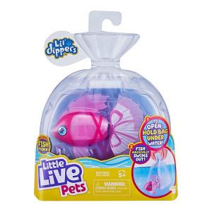 Little Live Pets Bellariva, pestisorul care inoata - seria 2, 11 cm