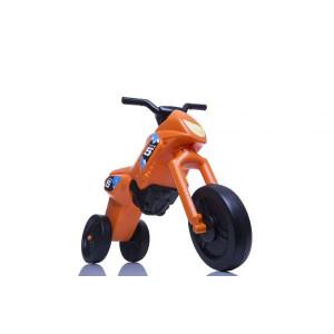 Motocicleta fara Pedale pentru Copii,Portocalie
