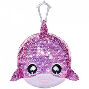Na Na Na Surprise 2 in 1, Sparkle S1 - Papusa si accesoriu fashion, Krysta Splash