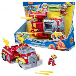 Paw Patrol Mighty Pups: Vehicule transformabile - Marshall