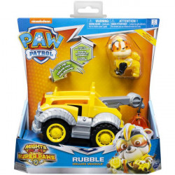 Paw Patrol: Super-vehicule tematice - Rubble