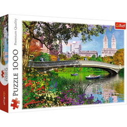 Puzzle Trefl 1000piese - Central Park New York