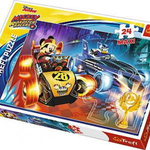 Puzzle Trefl Gustul Aventurii, 24 piese Maxi