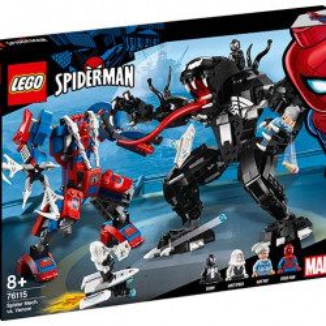 Robotul paianjen contra Venom
