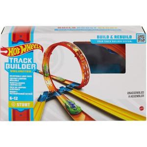 Set de joaca Hot Wheels, Adjustable Loop pack, Track builder