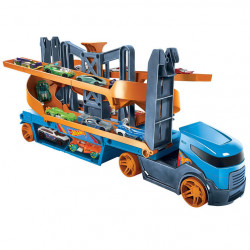 Set de Joaca Hot Wheels - Mega Action Transporter Lift and Launch