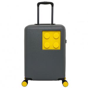 Troller LEGO Urban 20'' - Gri/Galben