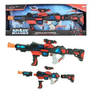 Arma Spatiala 75 Cm cu Lumini si Sunete Toi Toys-Modular Fusion