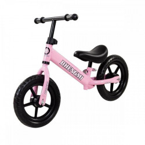 Bicicleta fara Pedale Bhengmi,Roz