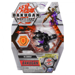 Figurina Bakugan Armored Alliance - Cimoga, cu card Baku-Gear