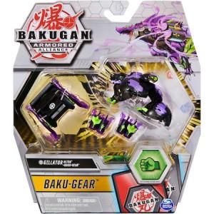 Figurina Bakugan Armored Alliance - Ultra Gillator, Mov