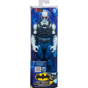 Figurina de Actiune Batman - Bat Tech Mr.Freeze, 30cm