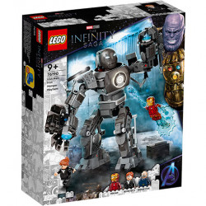 Iron Man versus Iron Monger