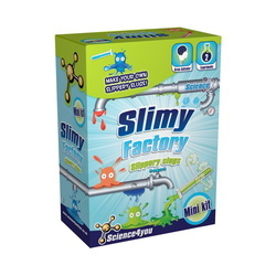 Joc Educativ Noriel Science4you-Mini Kit Fabrica de Slime