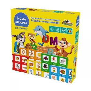 Joc Interactiv Noriel-Invata Alfabetul Magnetic