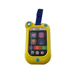Jucarie Bebe,Primul meu Smartphone cu Lumini si Suntete,Multicolor