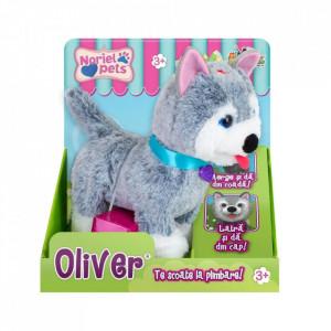 Jucarie de plus interactiva Noriel Pets - Oliver