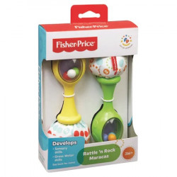 Jucarie zornaitoare Fisher Price maracas