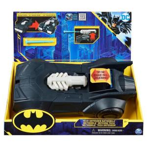 Masina de Transformare Batman - Tech Defender Batmobil