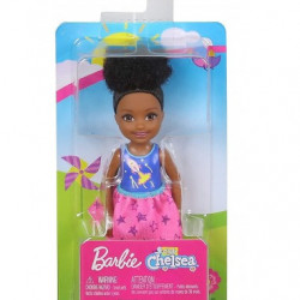 Papusa Barbie Chelsea Club par saten, tricou model racheta