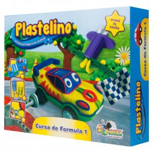 Plastelino-Cursa de Formula 1