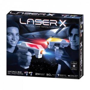 Set 2 micro blaster Laser X Sport Infrared
