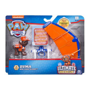 Set figurina cu vehicul Paw Patrol - Ultimate Rescue Zuma