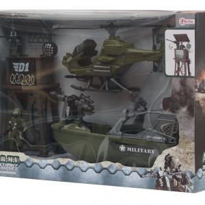 Set Militar TOI-TOYS