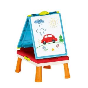 Tablita Educativa Toi-Toys,cu Markere,Creta si 2 jocuri Incluse