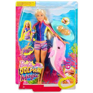 Barbie Dolphin Magic - Distractia La Scufundari