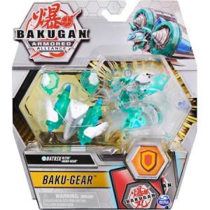 Figurina Bakugan Armored Alliance - Ultra Batrix, Alb-Verde