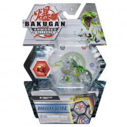 Figurina Bakugan Armored Alliance - Ultra Trox, cu card Baku-Gear