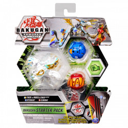 Figurine Bakugan Armored Alliance,Trox Nobillious,Ryerazu si Cimoga