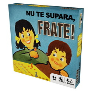 Joc Educativ Noriel-Nu Te Supara Frate(Vintage)