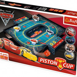 Joc Trefl, Cursa de masini- Piston Cup Cars3