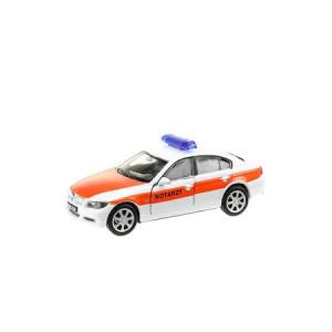 Masina de Interventie Welly, BMW 330i-Portocaliu