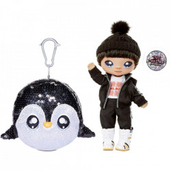 Na Na Na Surprise 2 in 1, Sparkle S1 - Papusa si accesoriu fashion, Andre Avalanche